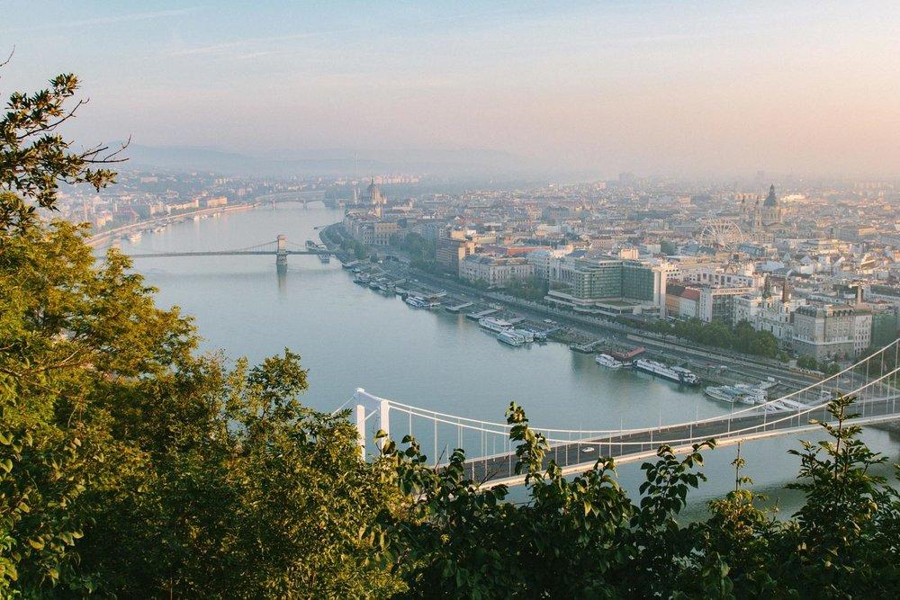 Flytographer:Dana in Budapest
