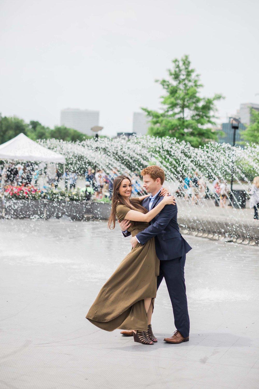 Washington D.C. proposal photographer