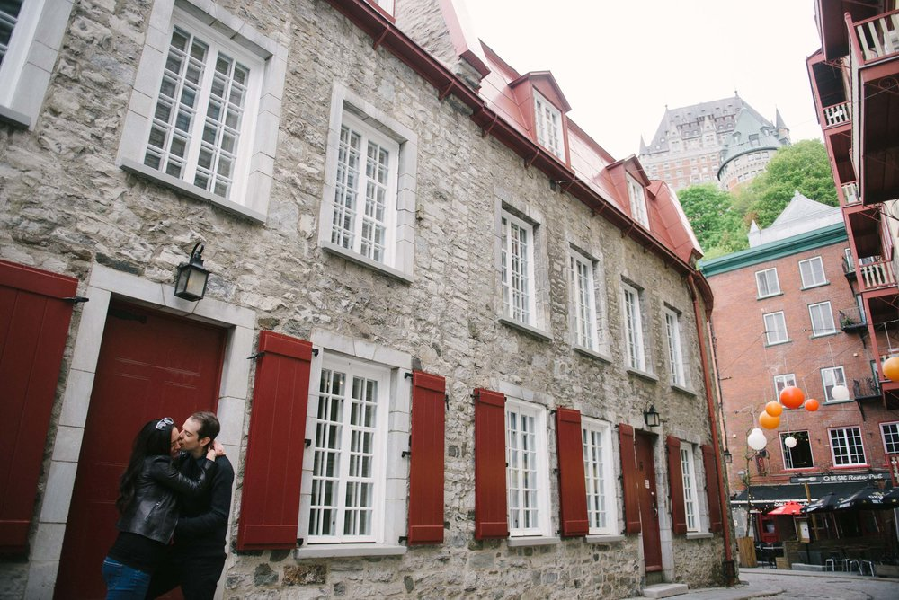 Quebec City vacation photographer