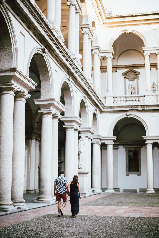 Milan vacation photographer