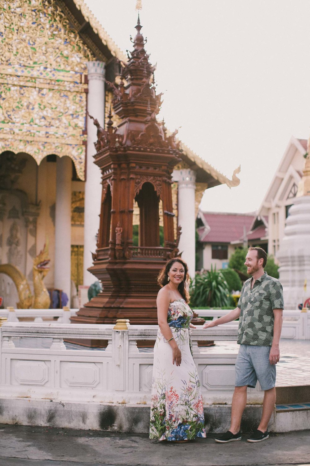 Chiang Mai vacation photographer