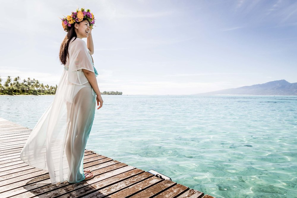 Mo'orea vacation photographer