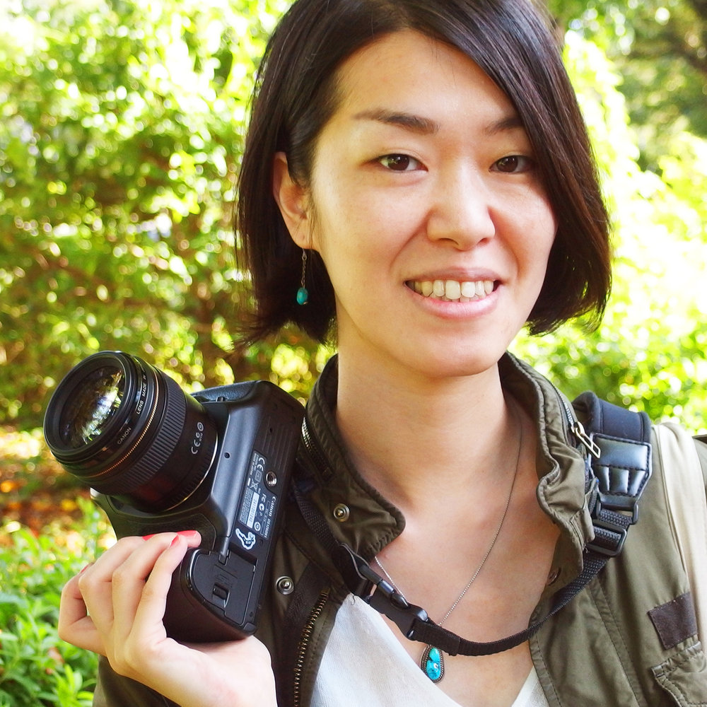 Your Vacation Photographer in Tokyo: Meet Izumi