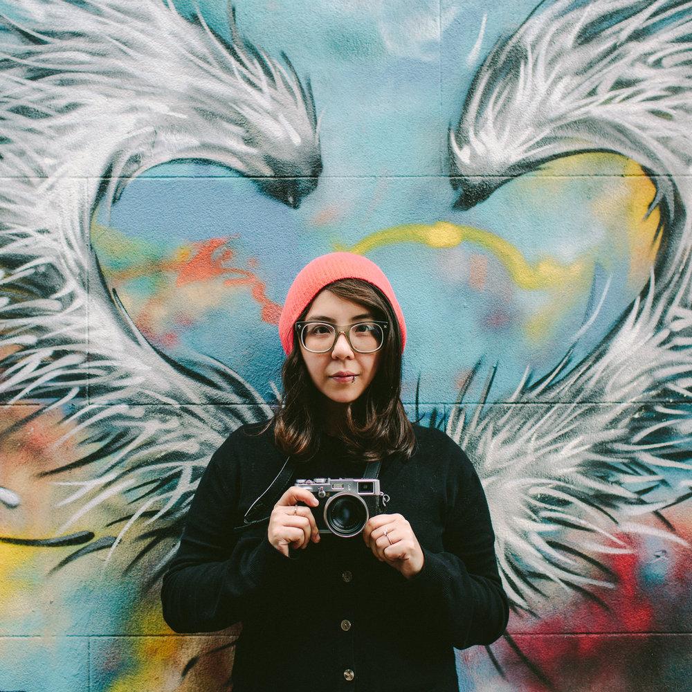 Your Vacation Photographer in NYC: Meet Lauren