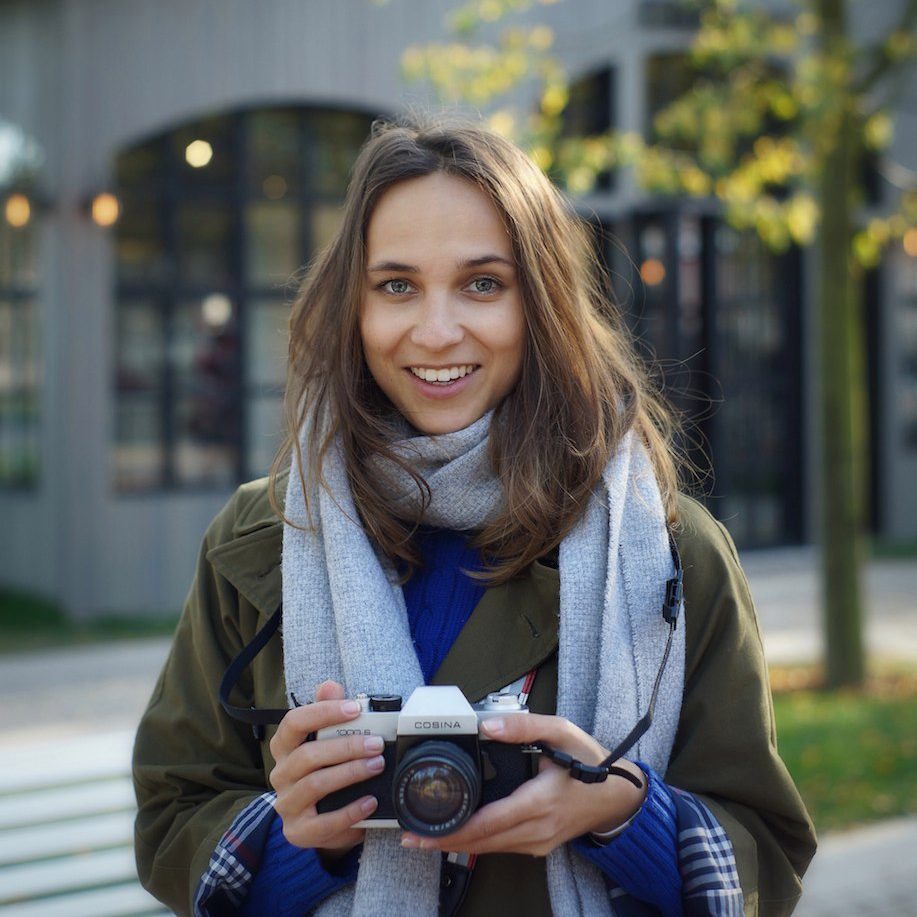 Your Vacation Photographer in St. Petersburg: Meet Kate