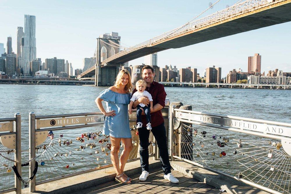 NYC family vacation photographer