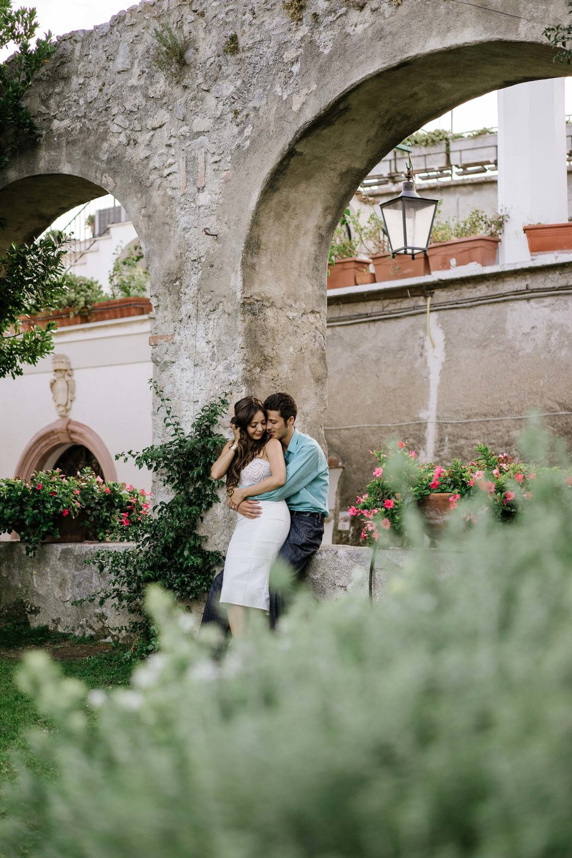 Flytographer: Mary & Maurizio