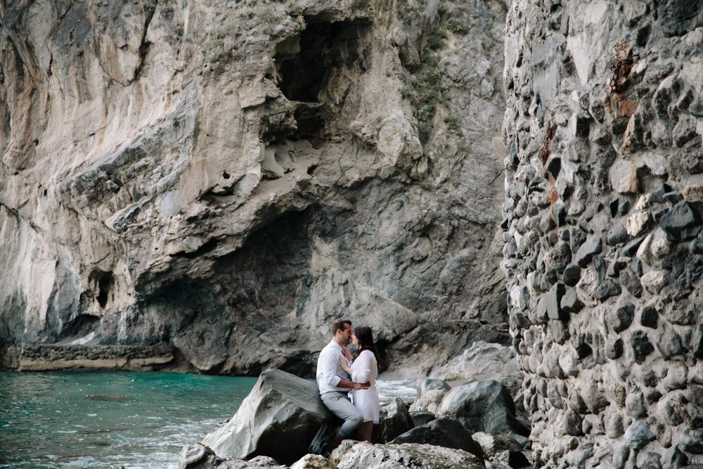 Flytographer: Chiara in Amalfi Coast