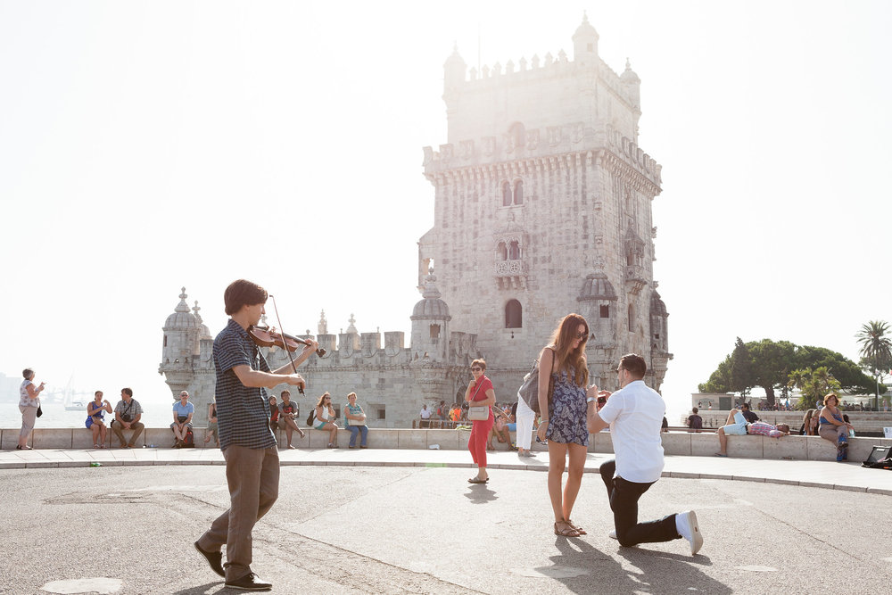FLYTOGRAPHER vacation photographer in Lisbon - Gonçalo B