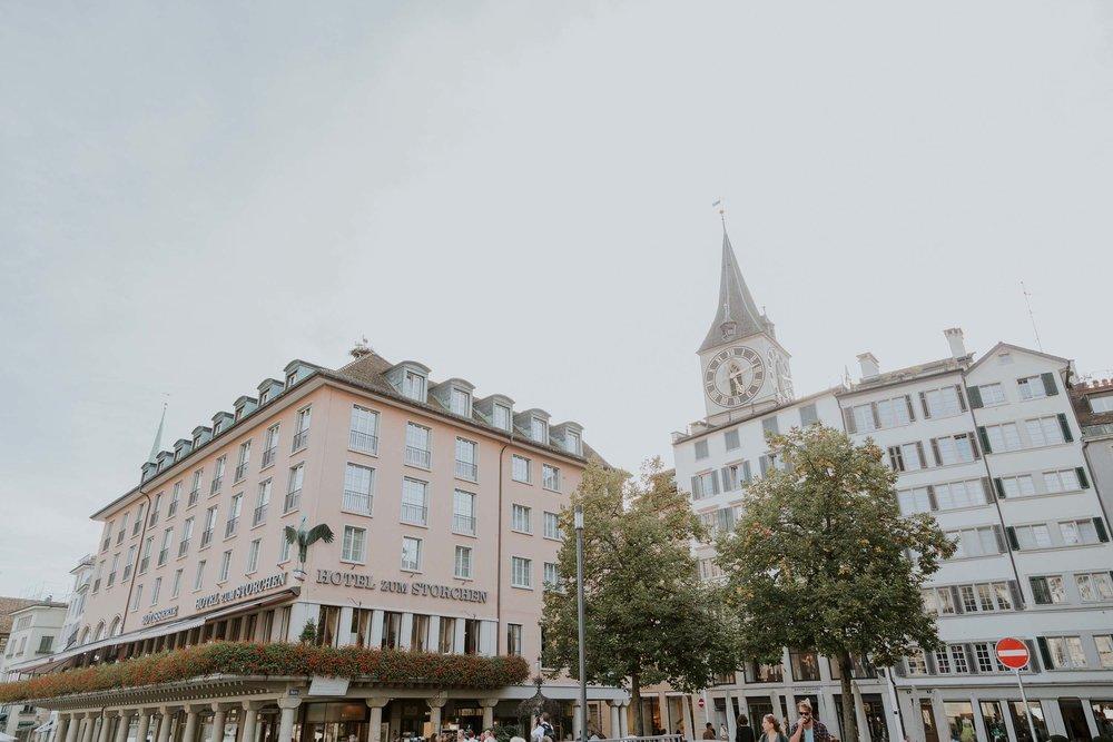 Zurich vacation photographer