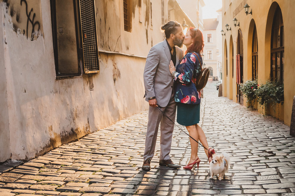 Prague Proposal Photographer