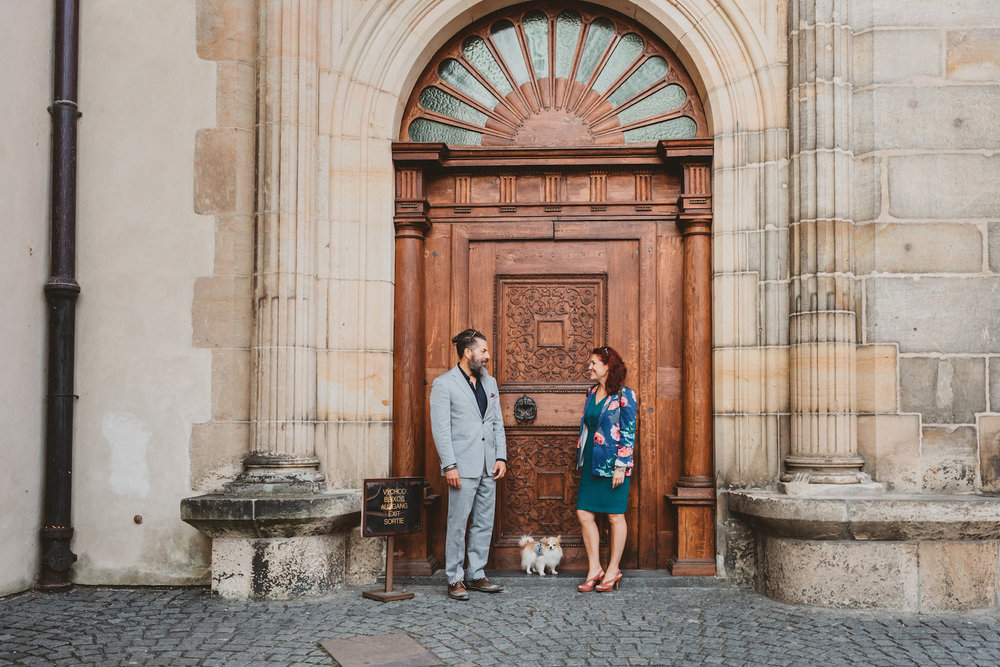 Prague Vacation Photographer Flytographer