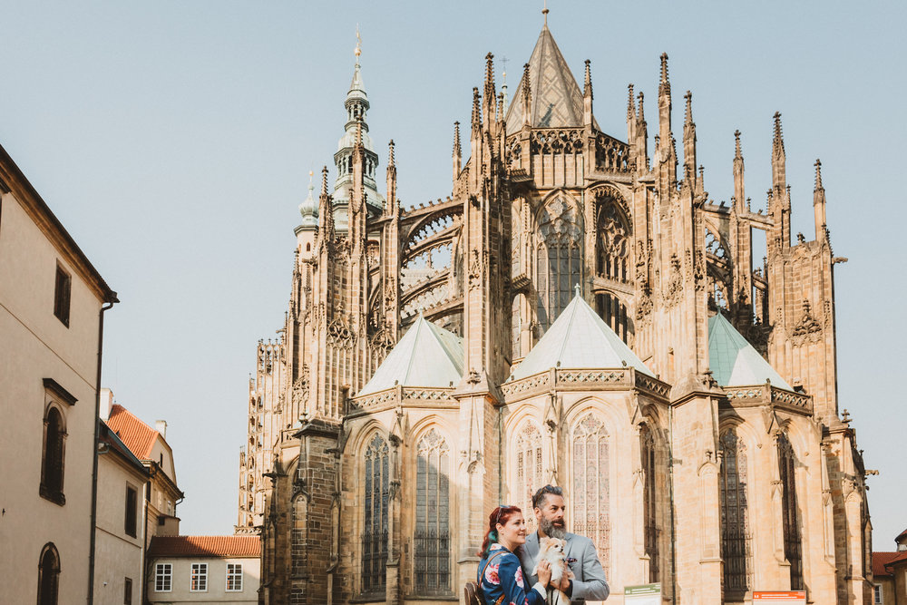 Flytographer Prague Vacation Photographer