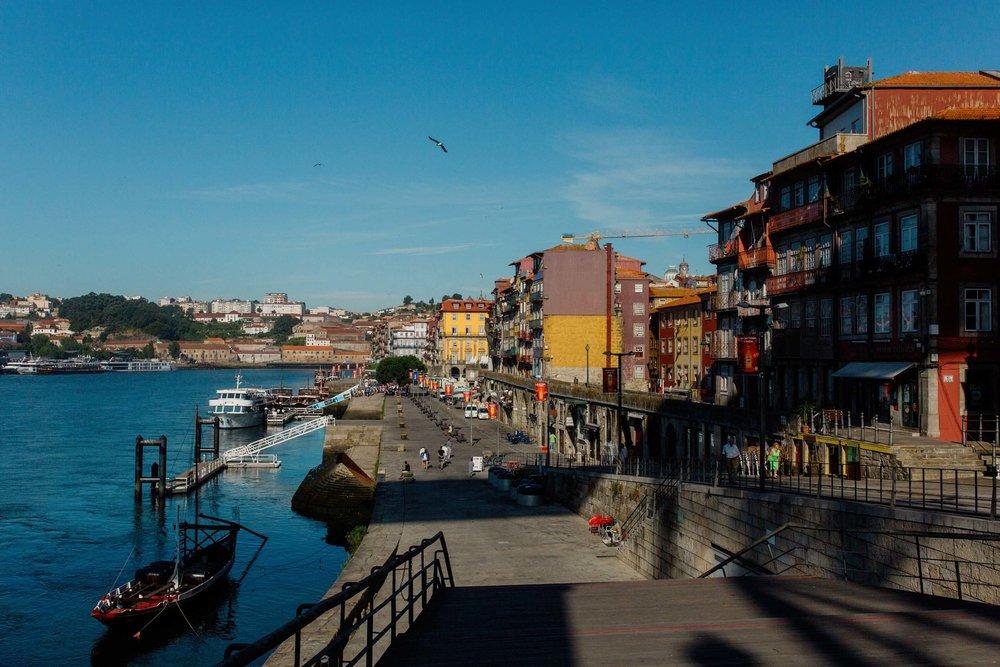 Flytographer: Luis & Marta in Porto