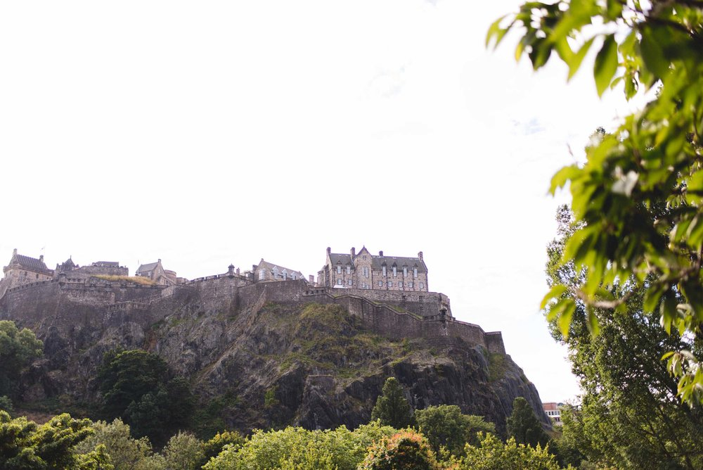 Edinburgh vacation photographer