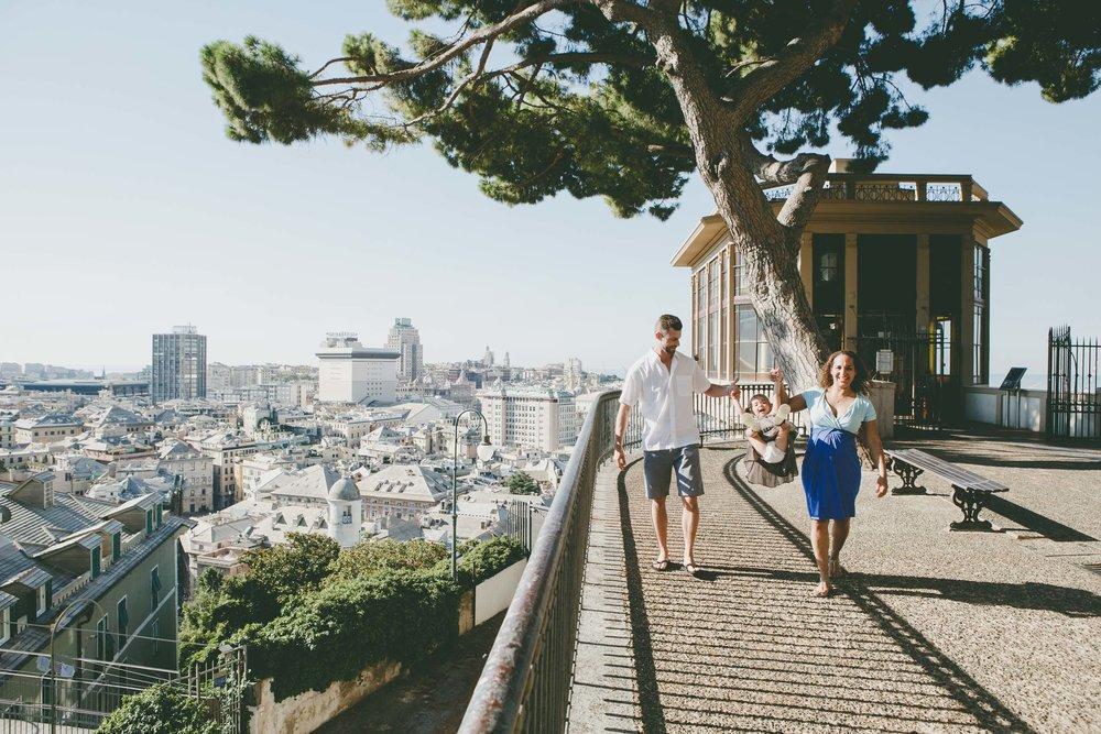 Genoa vacation photographer