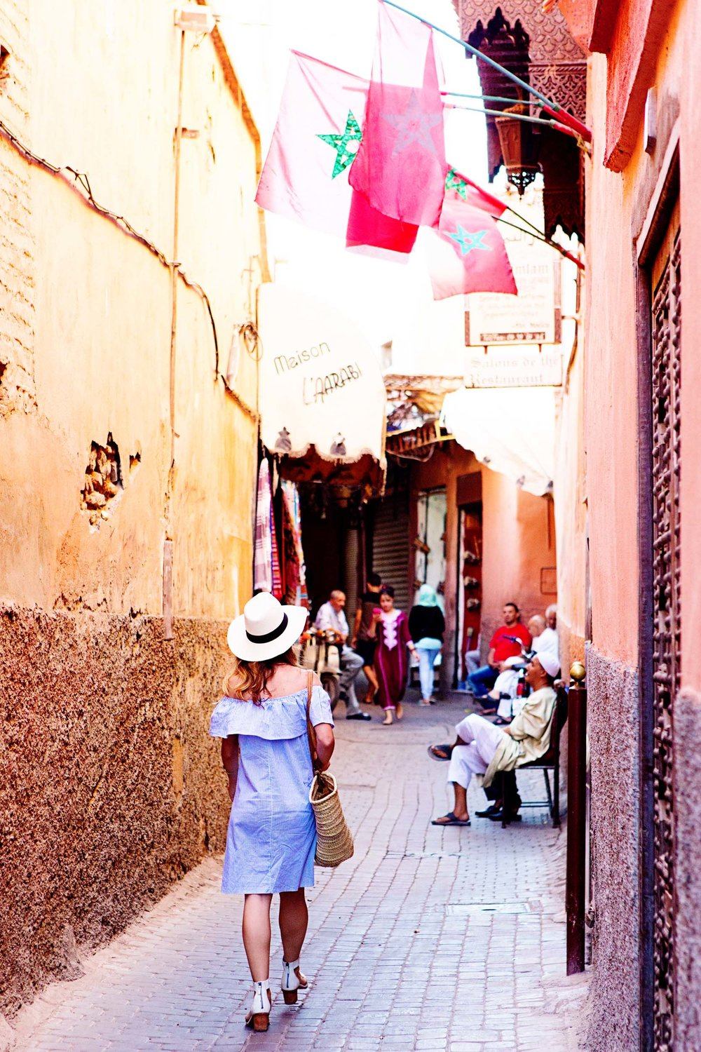 Marrakesh vacation photographer