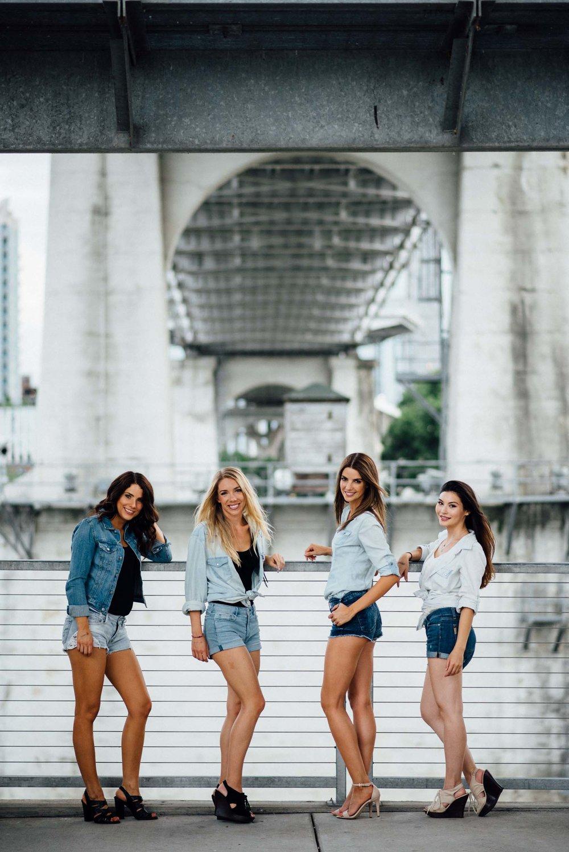 Nashville bachelorette photographer