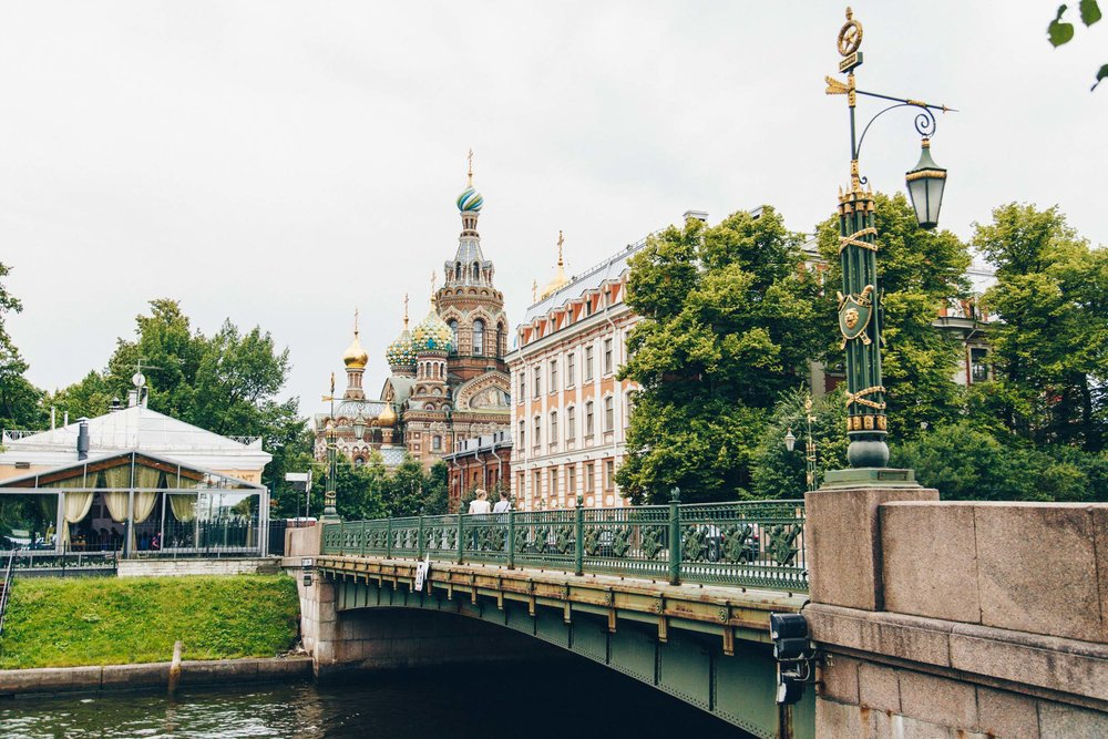 St. Petersburg vacation photographer