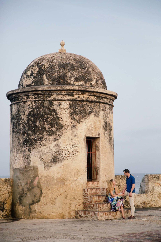 Flytographer: Juan A. in Cartagena