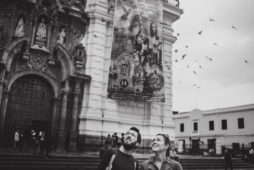 Flytographer: Joanna in Lima