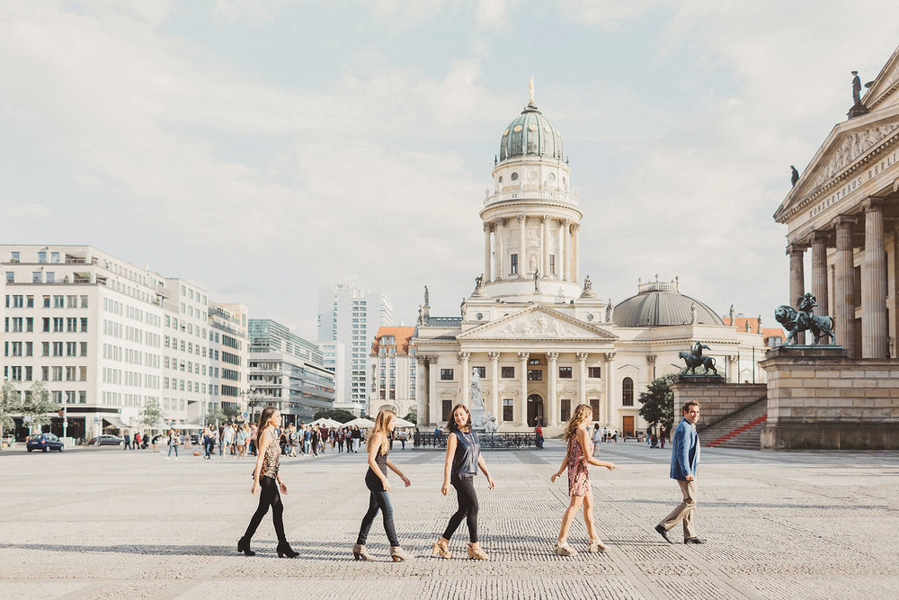 Flytographer vacation photographer in Berlin - Sarah