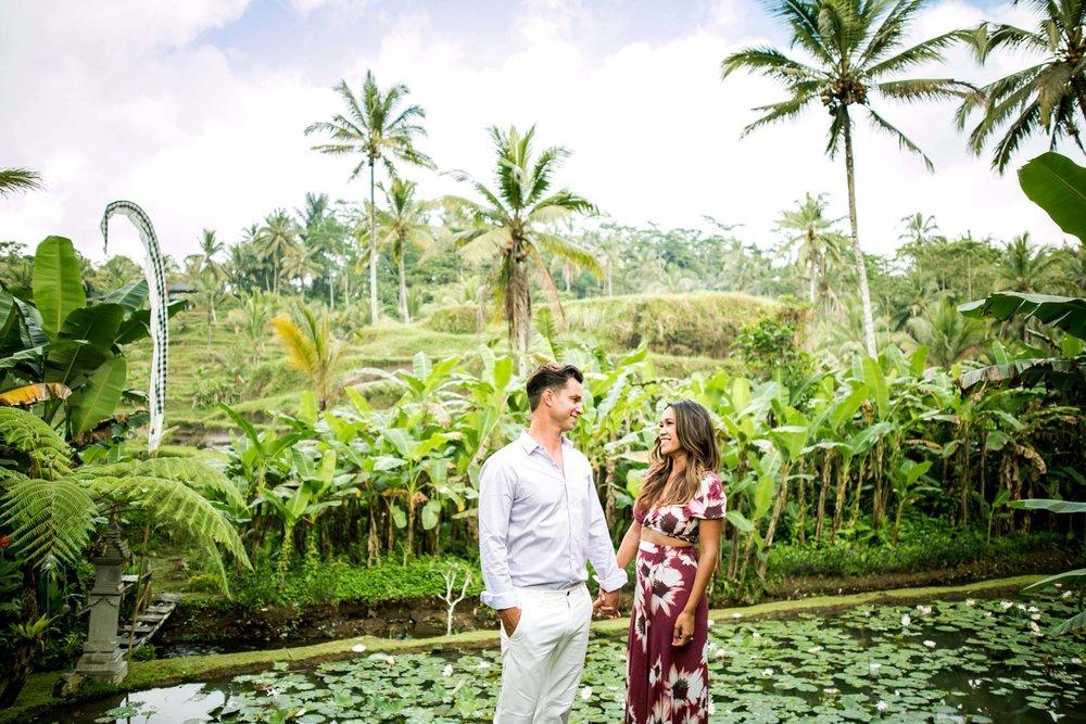 Bali vacation photographer
