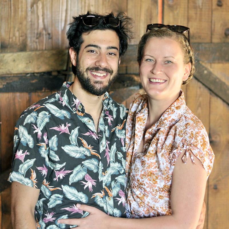 Your Vacation Photographer in Brisbane: Meet Tina & Doruk