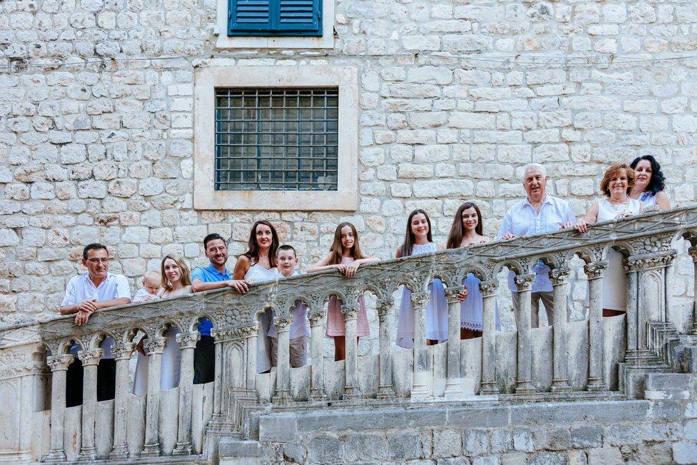 Dubrovnik vacation photographer