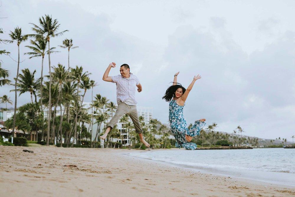 Honolulu vacation photographer