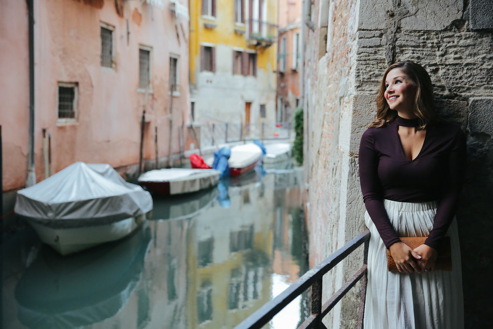 FLYTOGRAPHER: Venice Vacation Photographer - Marta
