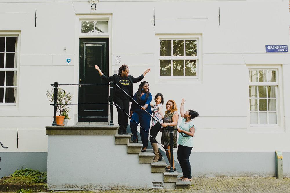 FLYTOGRAPHER: Vacation Photographer in Amsterdam - Nadine