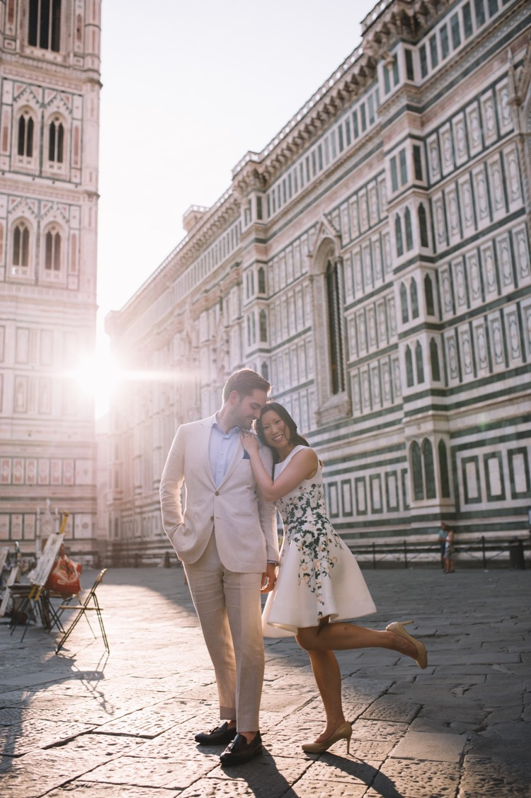 Flytographer:   Alice in Florence   (Blog post   here  )