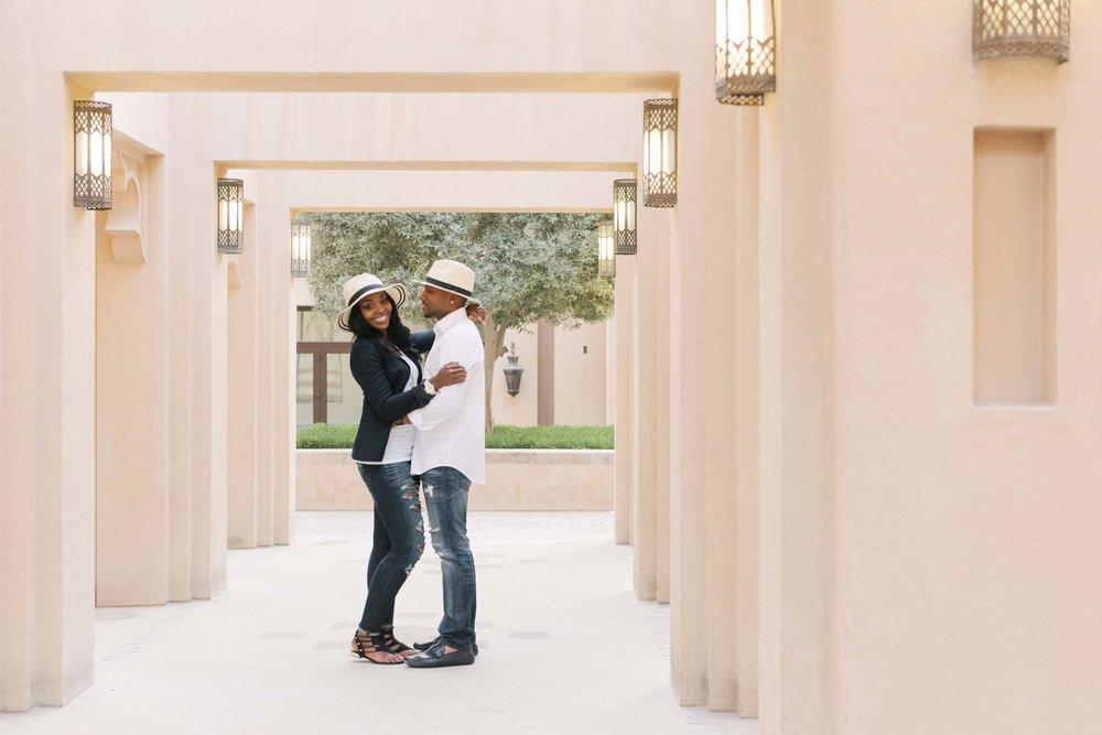 Dubai engagement photographer