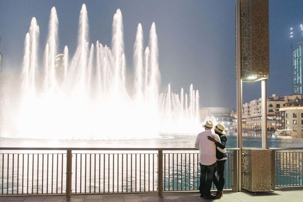 Flytographer in Dubai.