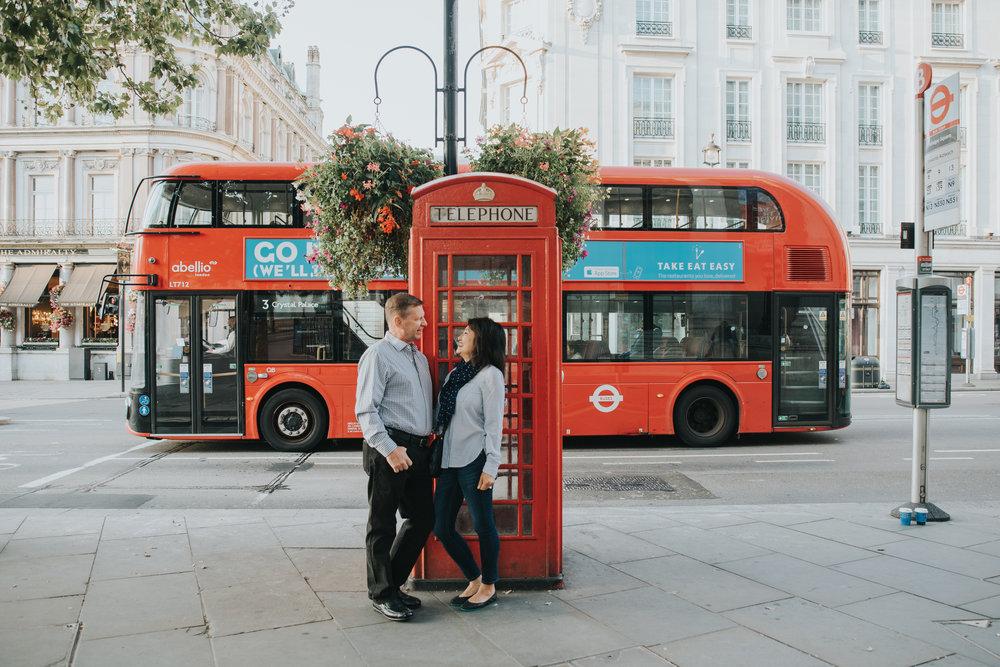 Mairéad in London for Flytographer