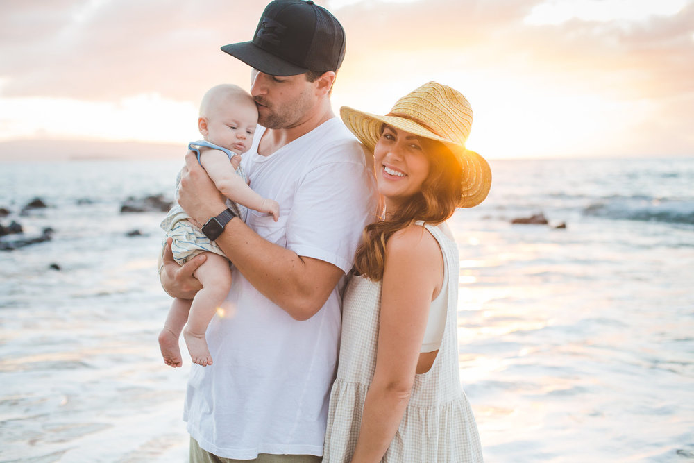 Jillian Harris Maui vacation photographer