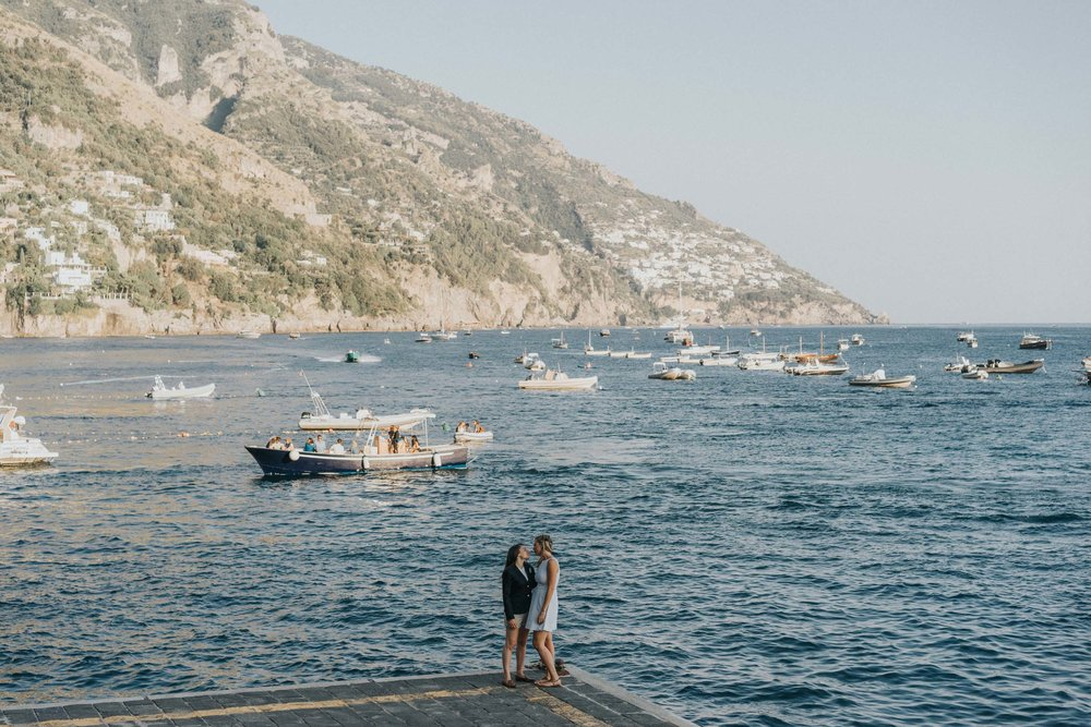 Positano Amalfi Coast vacation photographer
