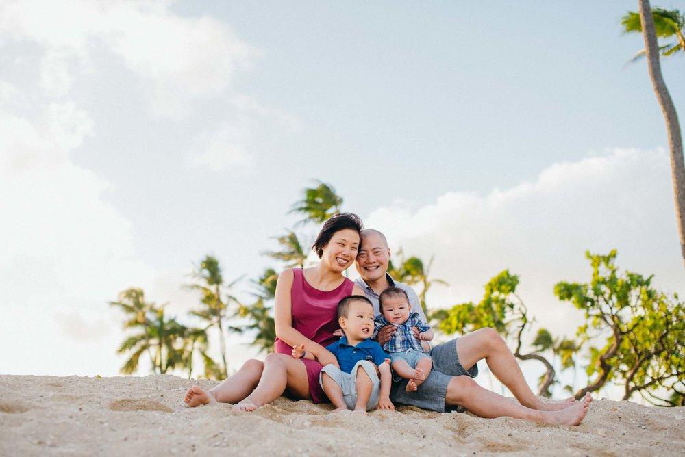 Flytographer: Chelsea in Honolulu