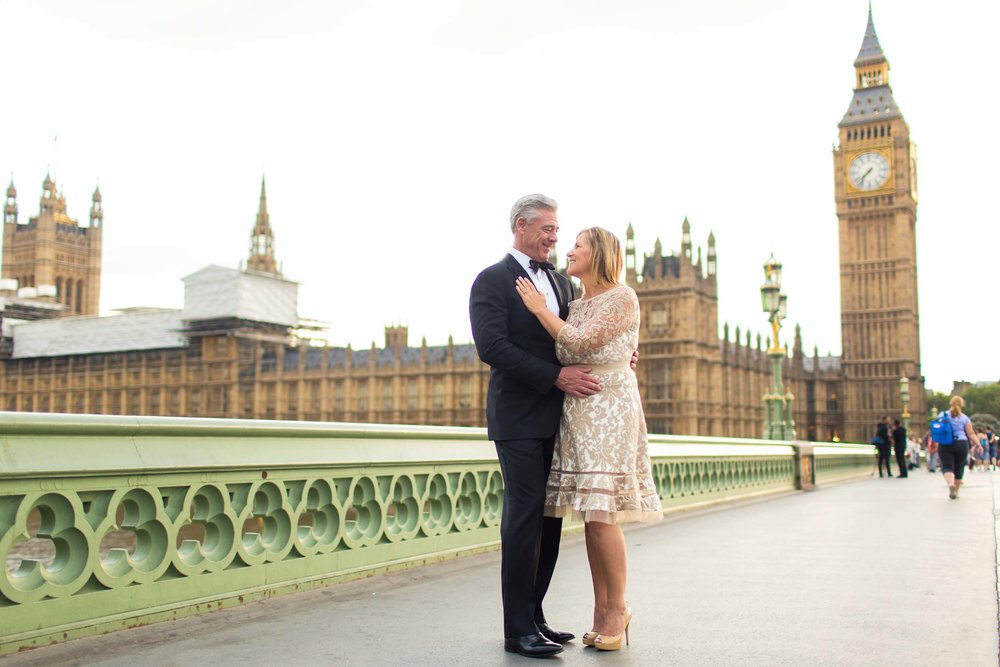 London anniversary vacation photographer
