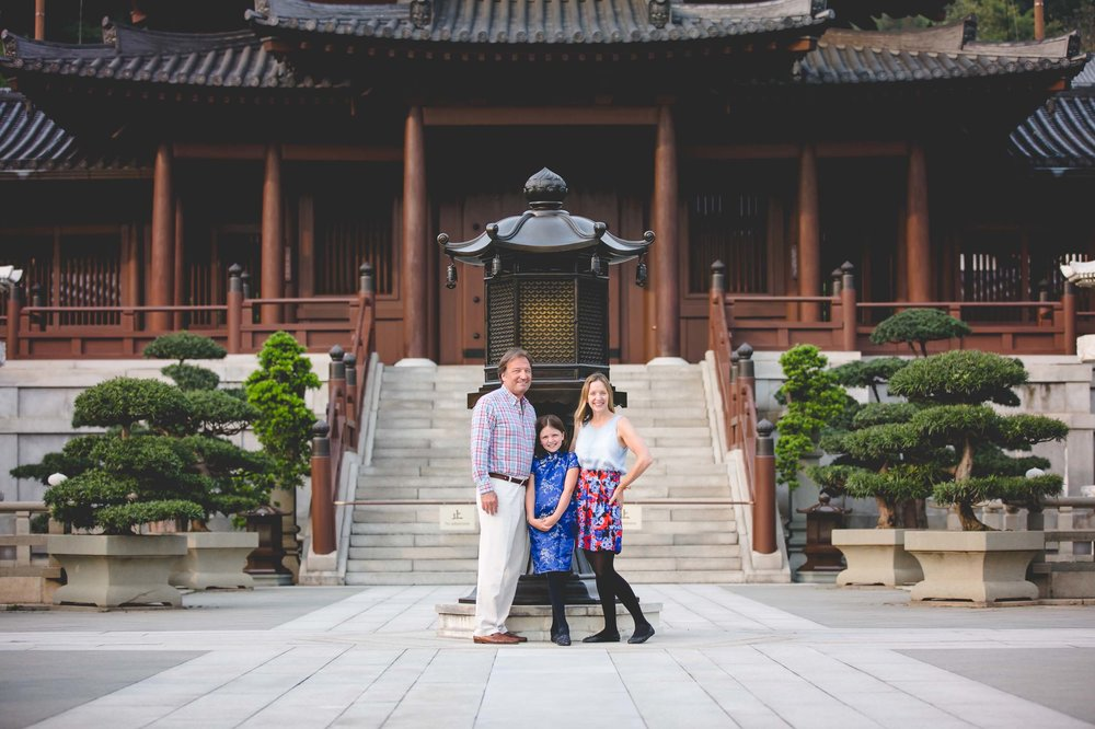 Hong Kong family photographer