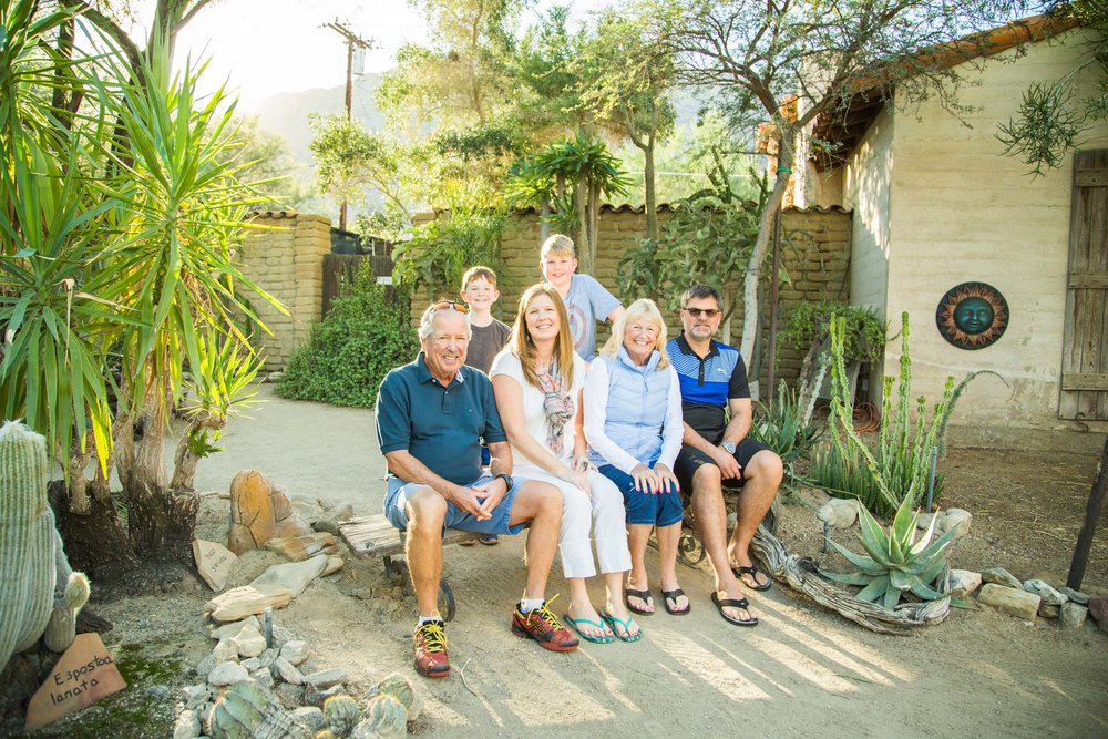Palm Springs vacation photographer