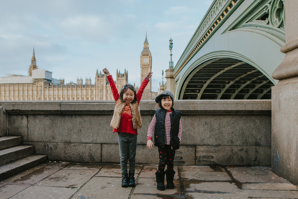 london family vacation photographer flytographer