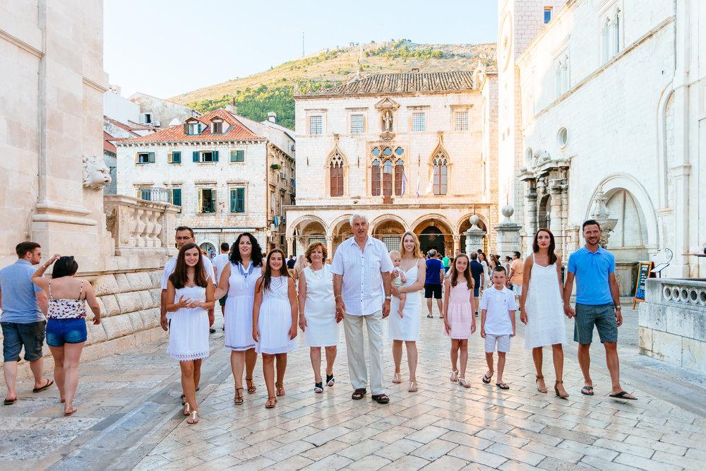 Flytographer Vacation Photographer in Dubrovnik - Božo