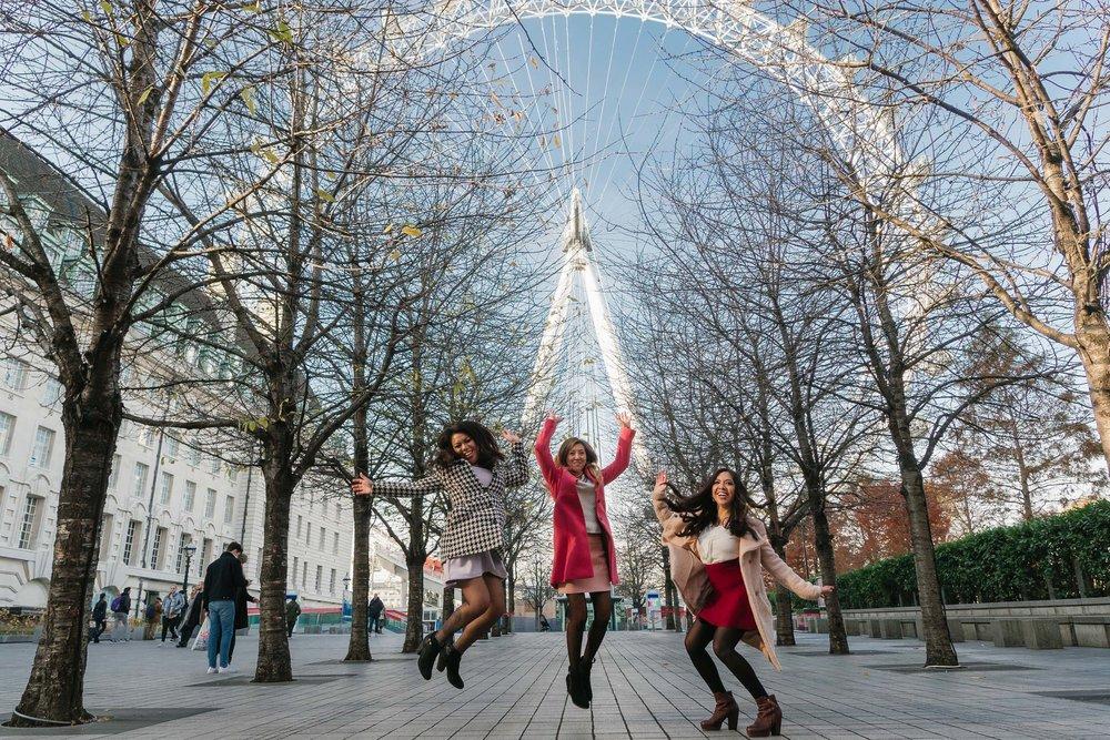 London vacation photographer