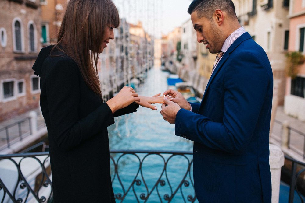Venice proposal photographer