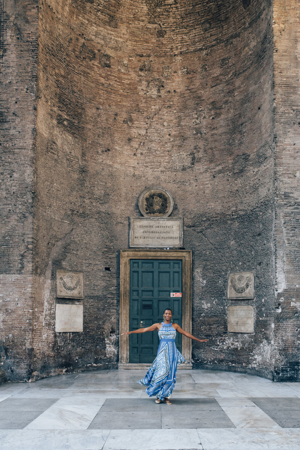 rome vacation photographer solo travel flytographer