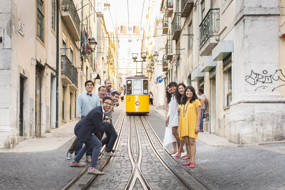 lisbon vacation photographer flytographer