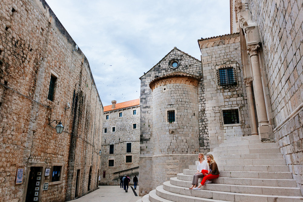 dubrovnik vacation photographer flytographer