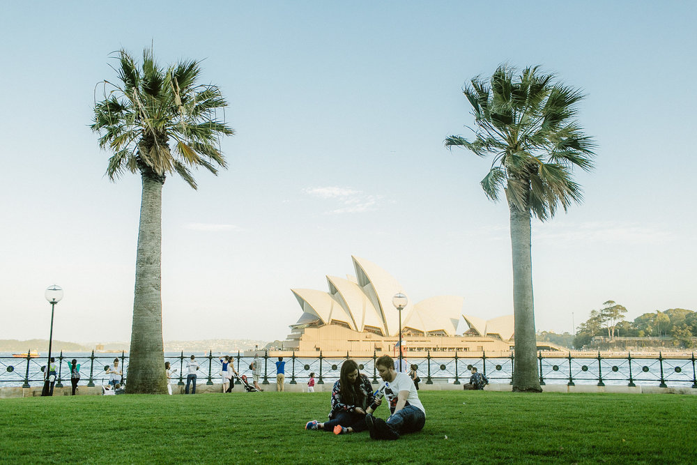FLYTOGRAPHER Vacation Photographer in Sydney - Lenise